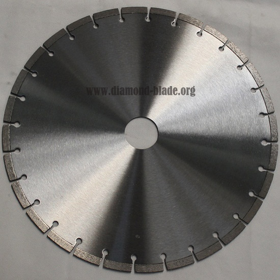 diamond saw blade for fire-proof plate