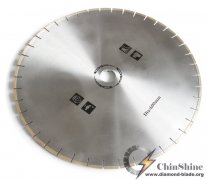 24inch/600mm diamond saw blade for marble and travertine