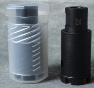 Dry&Wet Diamond Core Drill Bits for Granite and Marble Drilling