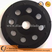 7inch 180mm PCD Diamond Grinding Cup Wheels