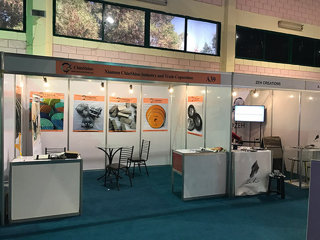 Invitation – Chinshine Stone Tools Booth No. 449 in Stonex Canada (Toronto, May 17th – 19th)