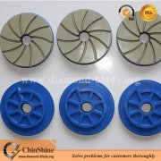 Diamond Abrasive Edge Polishing Pads for Edging and Chamfering