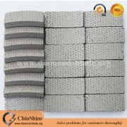 ChinShine Arix Diamond Segments For Concrete Diamond Core Drill Bits