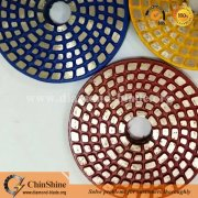 Metal Bond Diamond Polishing Pads For Granite And Concrete polishing
