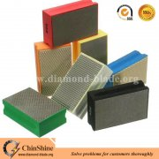 Buy diamond hand polishing pads for glass and marble from China supplier